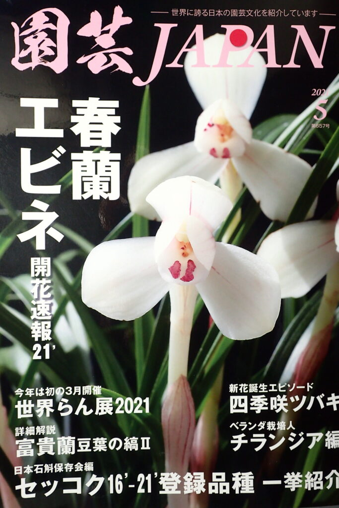園芸JAPAN5月号-1